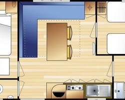 Chez Gendron - Saint-Palais - Nos mobil-homes