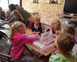 Chez Gendron - Saint-Palais - Animations enfants