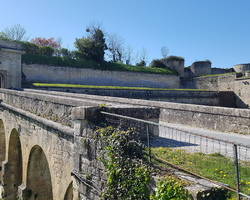 Chez Gendron - Saint-Palais - La citadelle de Vauban